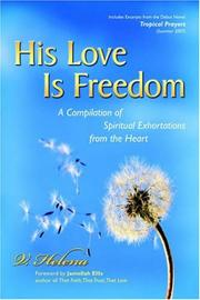 Cover of: His Love is Freedom