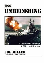 Cover of: USS Unbecoming