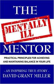 Cover of: The Mentally Ill Mentor