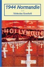 Cover of: 1944 Normandie