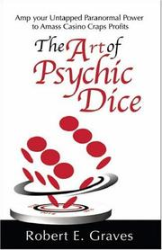 The Art of Psychic Dice by Robert E. Graves