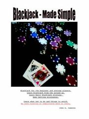 Cover of: Blackjack - Made Simple