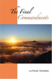 Cover of: The Final Commandments
