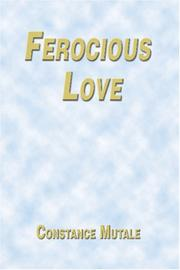 Cover of: Ferocious Love