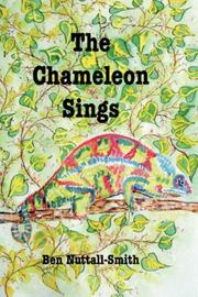 Cover of: The Chameleon Sings