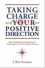 Cover of: Taking Charge of Your Positive Direction