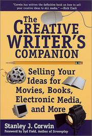 Cover of: The creative writer's companion