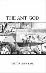Cover of: The Ant God