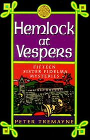Cover of: Hemlock at Vespers: fifteen Sister Fidelma mysteries