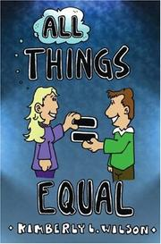 Cover of: All Things Equal