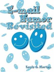 Cover of: E-Mail Humor Revisited | Louis G. Morton