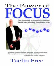 Cover of: The Power of Focus