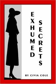 Cover of: Exhumed Secrets
