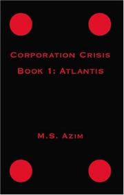 Cover of: Corporation Crisis Book I