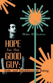 Cover of: Hope for the Good Guy