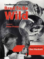 Cover of: Leadbetter's Possum