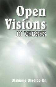 Cover of: Open Visions