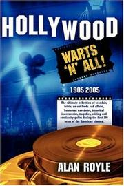 Cover of: Hollywood Warts 'n' All