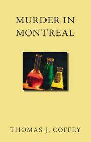 Cover of: Murder in Montreal