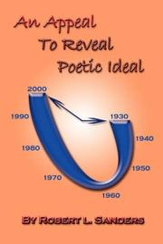 Cover of: An Appeal To Reveal Poetic Ideal