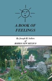Cover of: A Book of Feelings