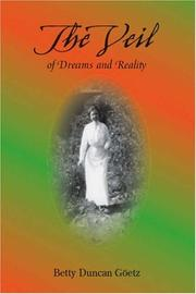 Cover of: The Veil Of Dreams And Reality