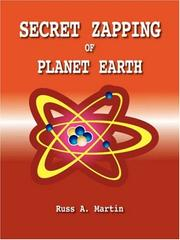 Cover of: Secret Zapping of Planet Earth