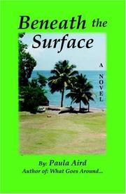 Cover of: Beneath the Surface | Paula Aird