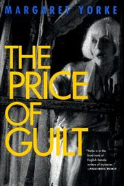 Cover of: The price of guilt