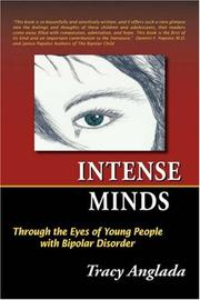 Cover of: Intense Minds