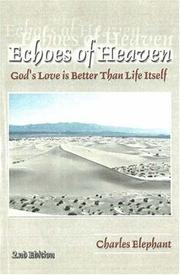 Cover of: Echoes of Heaven