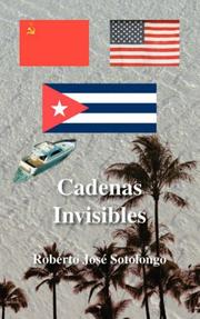 Cover of: Cadenas Invisibles