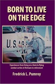 Cover of: Born to Live on the Edge