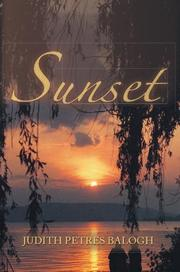 Cover of: Sunset