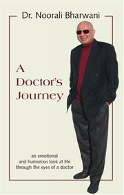 Cover of: A Doctor's Journey