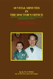 Cover of: 10 Vital Minutes In The Doctor