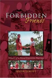 Cover of: Forbidden Friends