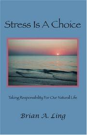 Cover of: Stress is a Choice