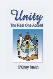 Cover of: Unity
