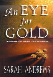 Cover of: An Eye for Gold (An Em Hansen Mystery)