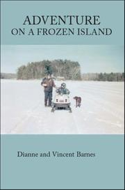 Cover of: Adventure On A Frozen Island | Dianne Barnes