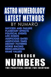 Cover of: Astro Numerology