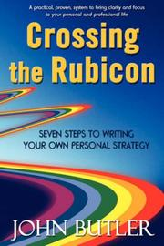 Cover of: Crossing the Rubicon