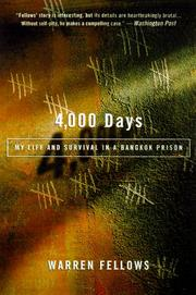 4,000 days by Warren Fellows