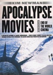 Cover of: Apocalypse movies