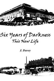 Cover of: Six Years of Darkness