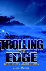 Cover of: Trolling on the Edge - the Story of a Noyo Fisherman