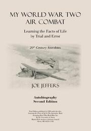 Cover of: My World War Two Air Combat | Joe M. Jeffers