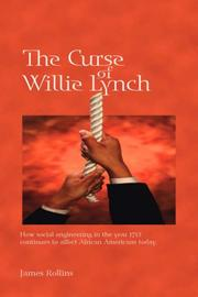 Cover of: The Curse of Willie Lynch