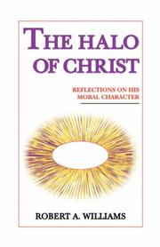 Cover of: The Halo of Christ